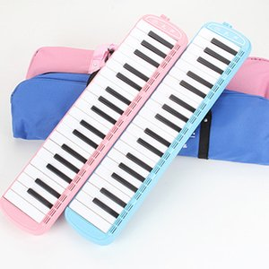 Orkestra delik ses 37 anahtar çocuk öğrenciler oynarken acemi öğretim aletleri yetişkin reçine organ Klavyeler