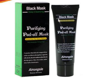 Maschera di aspirazione nera anti-aging 70ml SHILLS Deep Purificante purificante staccata Maschera viso nera Rimuovi blackhead Maschere buccia