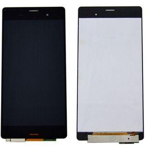 Sony Z Z1 mini Için büyük Z2 Z3 mini Z4 M4 L39h C6902 C6903 C6943 D6502 D6503 D6543 D6603 Dokunmatik Ekran Digitizer ile LCD Ekran Meclisi