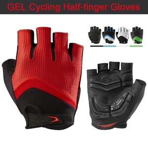 2017 Top Quality Half Finger Cycling Gloves for Mountain Bike Bicycle Guantes Ciclismo MTB Gloves Downhill