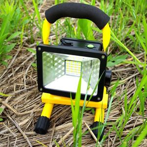 30 Вт 24 светодиодный прожектор портативный открытый водонепроницаемый IP65 аварийная лампа рабочий свет нет УФ или ИК излучения LEG_80I