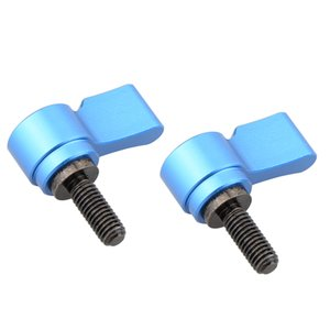 CAMVATE M5 Male Threading Thumbscrew (pack of 2)