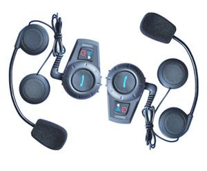 Freeshipping M1035BT interkom Bluetooth Motosiklet Motosiklet kask hoparlör interkom sistemi Kulaklık intercomunicador capacete 500 m