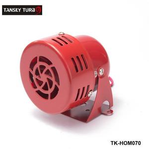 Tansky - 보편적 인 새로운 12V 모터 주도의 빨간 에어 레이드 사이렌 경적 경적 자동차 트럭 TK-HOM070