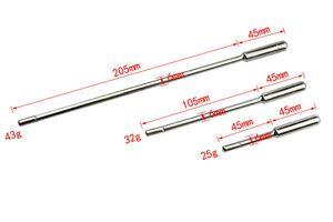 Maschio in acciaio inox ElectricalUrethral Sounding pene stimolazione Cateteri scossa elettrica uretra Plug TB084