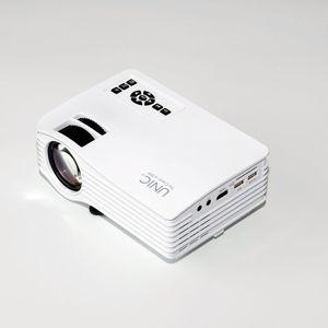 الأصلي UNIC UC36 + / T38 WIFI Miracast البث ميني بروجكتور الجيب HDMI USB SD WIFI اللاسلكية العارض Proyector متعاطي المخدرات