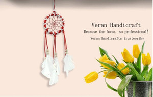 regalo di San Valentino creativa mediterranea interno ornamenti auto appeso dimensioni decorazione di 28 * 7cm decorazione dreamcatcher per la casa deco