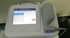 Ultrasonido Máquina Slimmiing Liposonix Control de barriga para pérdida de peso HIFU Máquina de eliminación de grasa rápida enfocada de alta intensidad