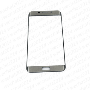 New Front Outer Touch Screen Glass Lens Replacement for Samsung Galaxy S6 Edge G925 S7 Edge G935