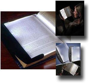 Panel Gece Görüş Düz panel Okuma LED Panel Kitap Sayfası Oku Işık Kama Panel Kitap Okuma Lambası