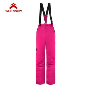 Women Ski Pants For Winter 5 Colors 5 Sizes Warm Outdoor Sports Pant snow pants for girls ,P-102