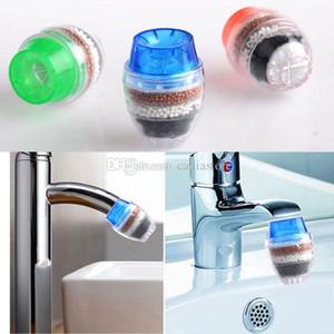 MINI Home Coconut Carbon Cartridge Faucet Rubinetto filtro depuratore pulito E00679 FASH