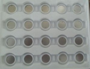 in my stock 20PCS LOT CR2032 3V 180mAh batteries, button, in the currency of the watches calculator Home furnishings