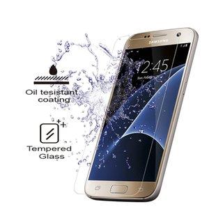 Para Samsung J1 MINI / J1 vidro temperado protector creen ph embrane PRÓXIMO curvo ultra fino claro de proteção