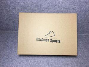 Michael Sports Box duplo para tênis por ePacket Hong Kong Post Método de envio regular