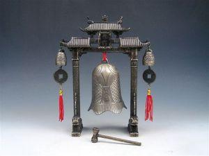 Оптовая продажа дешевые Тибетский ударные латунь колокола Тибет дракон глокеншпиль