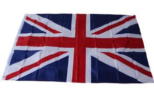 90 * 150 cm REINO UNIDO Bandeiras Nacionais 3 * 5 FT Grã-Bretanha bandeira do reino unido clássico poliéster decoração bandeira inglaterra bandeiras bandeira