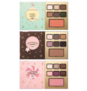 في الأسهم! الماركات Eye Shadow LATTE COOKIE MOCHA Limited Edition Makeup Eyeshadow Palette Set مجموعة أدوات تجميل مكياج