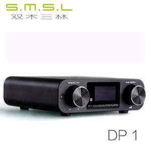 Freeshipping HIFI Lossless Player AK4452 Audio USB Decodifica DAC Giradischi digitale Amplificatore per cuffie Scheda SD / Ottico / Ingresso USB DC9V