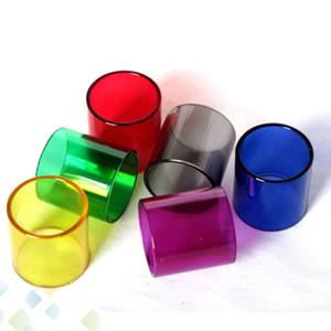 TFV8 BABY Glasrohr Pyrex Ersatz Glas Hüllrohr 3ML Kapazität fit TFV8 BABY Tier Behälter Atomizers DHL geben