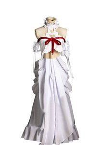 Malidaike 영화 그림 여자 검 아트 온라인 ALO 코스프레 의상 Asuna Yuuki Dress
