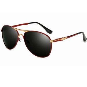 FankGlasses новые алюминиевые мужчин классический бренд солнцезащитные очки HD поляризованные покрытие линз сводит мода классический солнцезащитные очки UV400 F8722