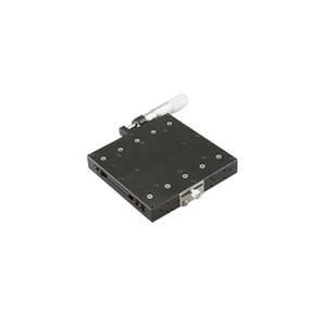 ventas PDV Eje X Manual etapa lineal Manual de la estación de desplazamiento manual Plataforma Lab Jack PT-SD11-125R / L