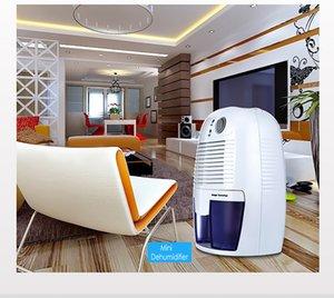 Excelvan 500ml Home Déshumidificateur Semiconducteur SemiConducteur Humidité absorbant la voiture Mini séchoir à air refroidissement électrique Xrow-600A + B