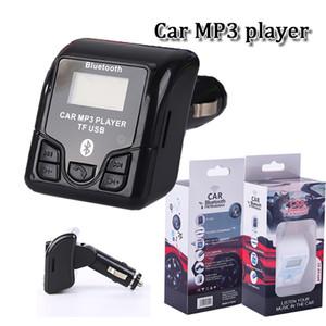 Cargador de coche inalámbrico Transmisor Bluetooth Kits de manos libres para altavoces QSS-50 Cargador de coche USB para tableta de teléfono iphone 11 samsung note 10