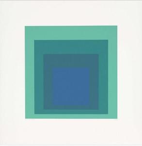 Josef Albers Untitled Giclee Canvas de alta calidad HD Print Pinturas de arte abstracto Multi tamaños para Choose berkin