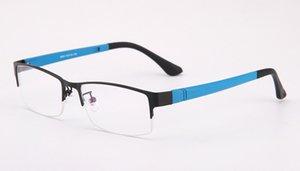 (10pcs / lot) الجملة الرجال خلات إطارات النظارات البصرية إطارات أزياء للوصفة 8053