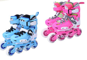 Product category rollerblading vamp material pu + net clothTPR sole material wheel type single general shall apply wheel play high