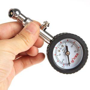 وحدة YD-6025 دقيقة السيارات سيارة الاطارات قياس الضغط متر السيارات الإطارات ضغط الهواء الهاتفي متر فاحص السيارة 0-60 رطل CEC_760