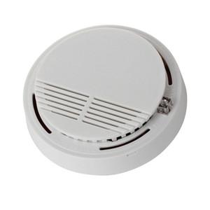 كاشف الدخان / جهاز استشعار لاسلكي لنظام إنذار GSM لاسلكي إنذار حريق لأمن المنزل S160