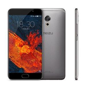 "Meizu Pro 6 Plus Smart Phone 4GB RAM 64GB / 128GB ROM 5.7 ""2K شاشة Octa Core Exynos 8890 4G LPDDR4 12MP 3D Press mTouch Cell Phone"