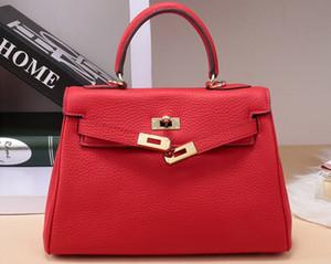 Clásicos mujeres de cuero de los bolsos totalizadores Shoulderbags envío de la alta calidad de muchos colores con valores de mayor venta