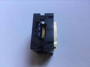 PRESA DI TENUTA DELL'IMPIANTO IC234-1004-045 0.4MM DI YAMAICHI QFP100PIN.