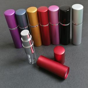 5ml aluminum perfume bottle perfume atomizer travel perfume bottle