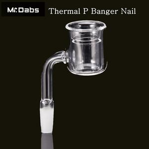 Mr_Dabs XXL кварц термический сосиска 28 мм наружный диаметр двойной трубки кварц тепловой сосиска гвоздь для нефтяной вышки стекла бонги