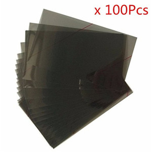 100PCS Polarizing Film LCD Screen Filter for iPhone 4 4s 5 5s 6 6s Plus free DHL Shipping