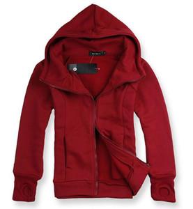 Toptan-Ücretsiz Kargo hoodie ceket varış üst marka erkek ceketler 2015 en iyi fiyat için zip hırka kapüşonlu polar ceket!