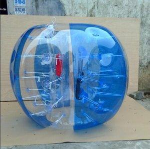 Şişme Futbol Kabarcık Topu 1.5 m Tampon Futbol İnsan Hamster Topu Zorb Topu Loopy Balon