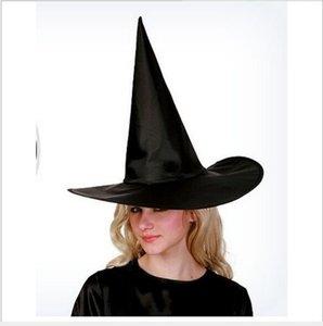 تبريد هالوين الأسود قبعة الساحرة أكسفورد حزب حلي الدعائم هاري بوتر هات لتأثيري الكبار عيد الميلاد القبعات حزب