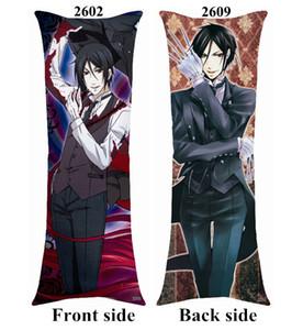 쿠로시 릿지 Anime Black Butler Ciel Sebastian 부드러운 몸매 베개 선물