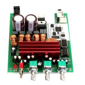 Freeshipping 50 Wx2 + 100 W Bluetooth 4.0 Receptor de Áudio de Alta Fidelidade Amplificador Estéreo Amplificador TPA3116