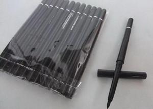 GRATUIT shippin HOT de bonne qualité le plus bas Best-vente bonne vente NOUVEAU maquillage et eye-liner automatique rotation imperméable télescopique noir et marron