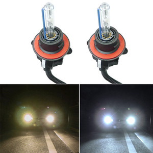 2x 35w del xenón del coche lámpara de la linterna H13 / 9008 Hi / Lo BI-Xenón HID Bombillas de CA de repuesto SKU: # 2118