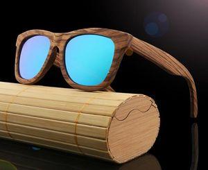 2017 бамбук дерево солнцезащитные очки с коробка ретро дерево очки цвет пленка поляризованные бренд fashionsunglasses очки оттенки очки B651