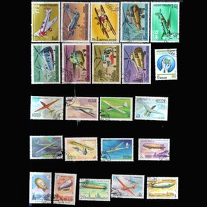 Wholesale- 100 Pcs lot Used Postage Stamps CCCP Good Condition With Post Mark All Big And Middle Size Commemorative Post Stamps