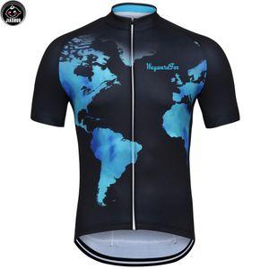 Мир классический новый mtb road RACE Team Bike Pro Велоспорт Джерси / рубашки топы одежда дыхание воздуха JIASHUO